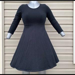 TOPSHOP Maternity Little Black Dress - Size 8